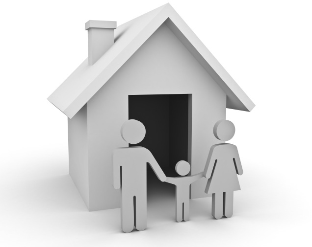An illustration of a family that needs property conveyancers in Epping